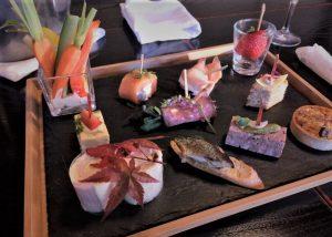 京都にある【株式会社 円居】ではフィンガーフードのケータリングもご用意できます