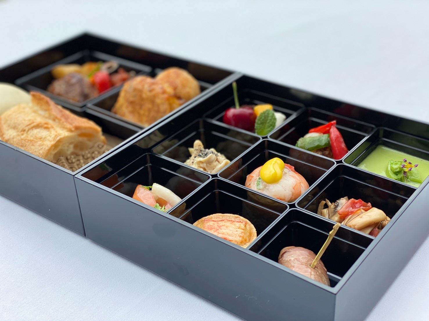 京都のケータリング【円居】で仕出し弁当