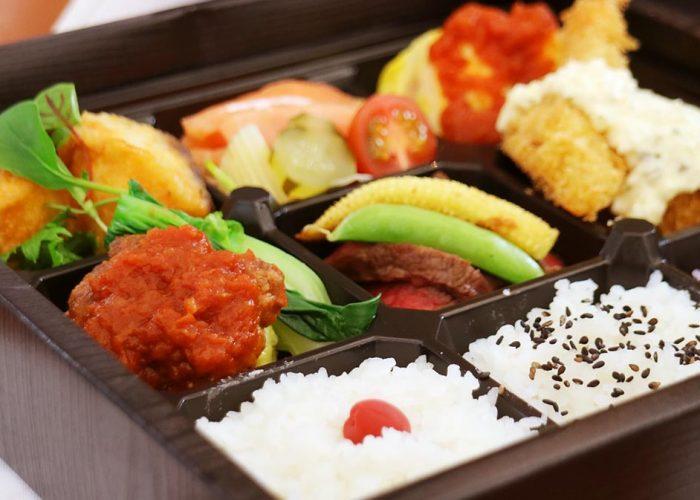 京都のケータリング【円居】のお弁当