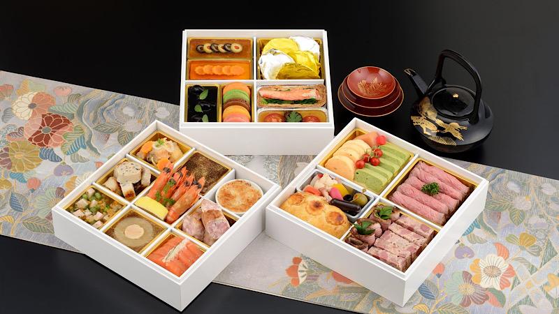 京都のケータリング【円居】で贅沢なおせち