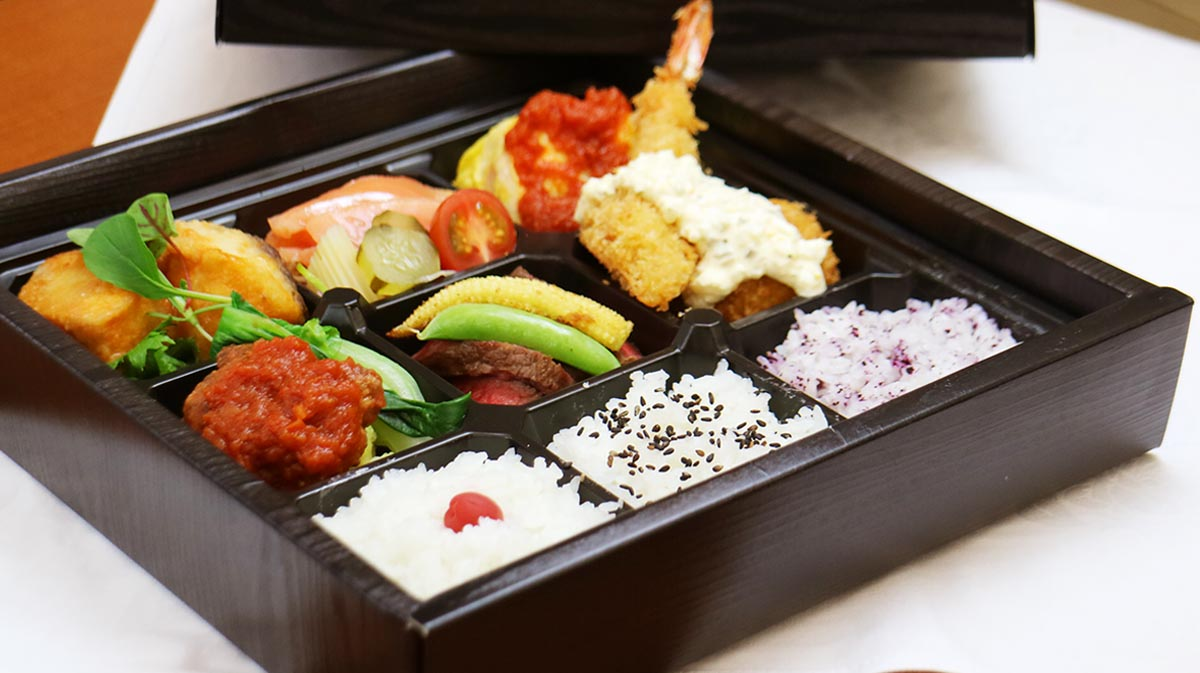 円居 京都の本格料理が楽しめる特製弁当