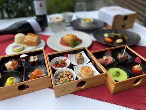 京都駅のある株式会社 円居では、仕出し料理もご用意できます