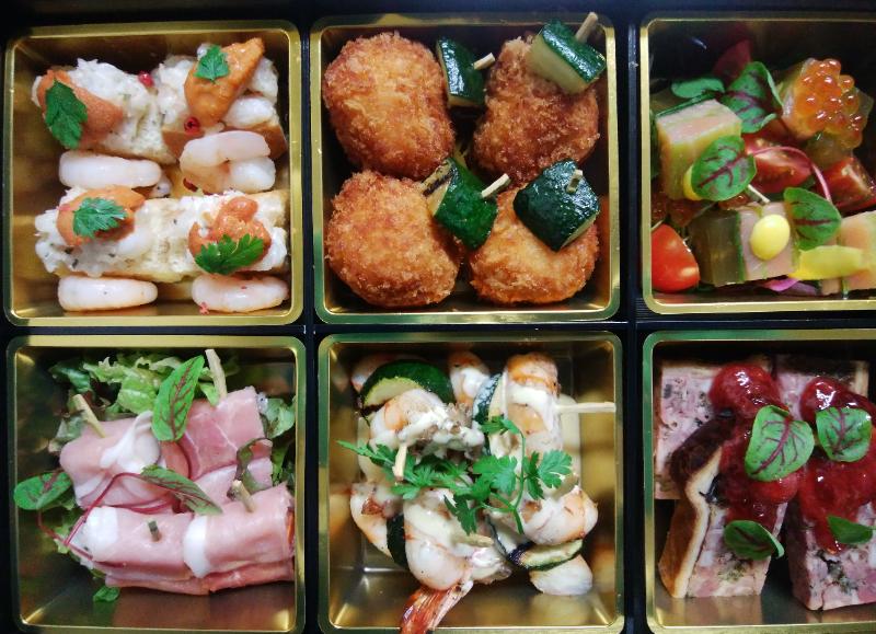 デリバリーで楽しめる【株式会社 円居】の本格料理